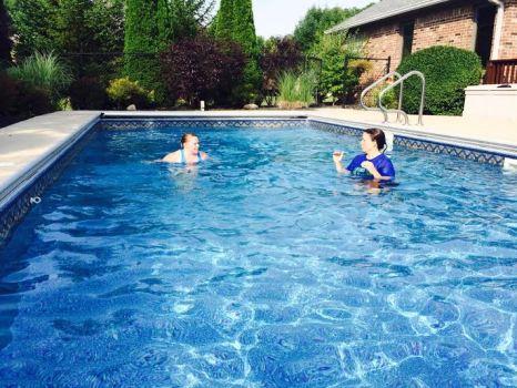 FG pool