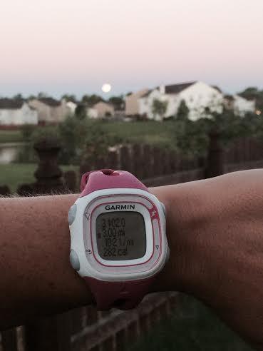 7.31 run