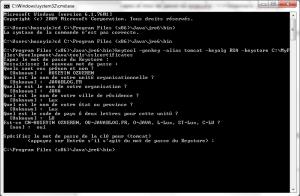 generateCertificateSSL
