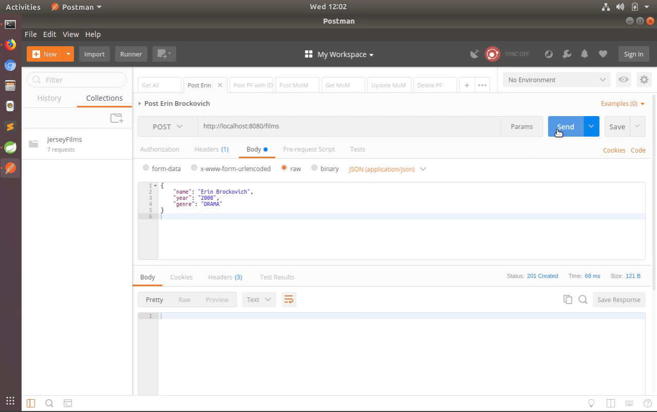 RESTFul webservices with Jersey And Spring - Java Code Gists