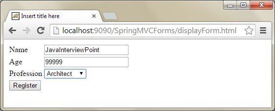 Spring_MVC_Form_Handling_RegistrationForm