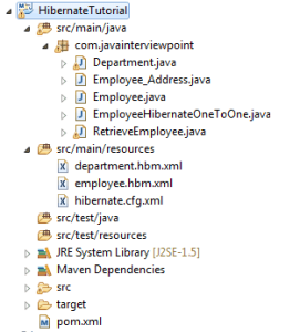 Hibernate One-To-One Mapping Foreign Key