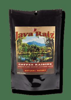 Java Raiz Original Coffee Infused Raisins