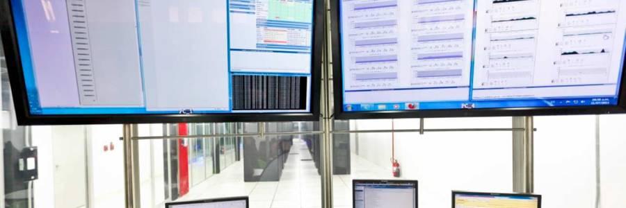 Computadores trabajando al unísono