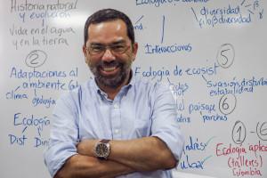 José Ignacio Barrera, impulsor y líder de la escuela.