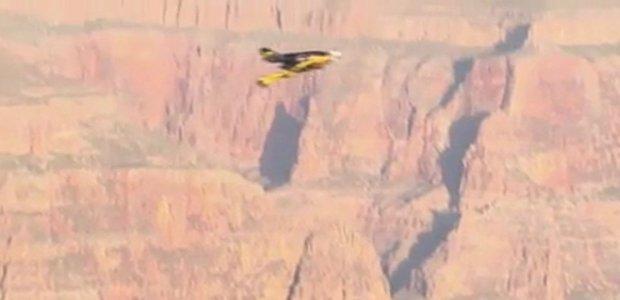 Comparte Síguenos El aventurero suizo Yves Rossy voló sobre el Gran Cañón de los EE.UU., […]