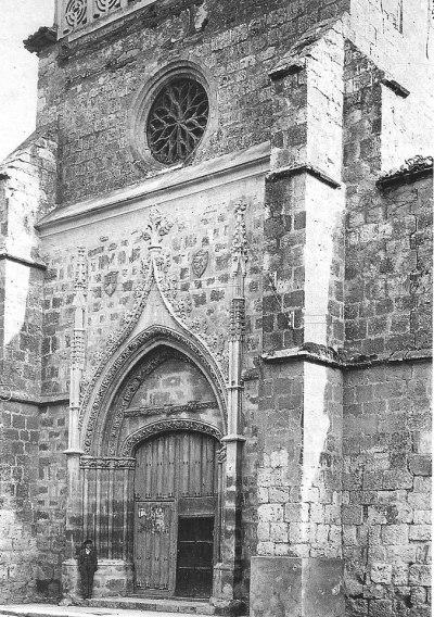 Convento de las Claras 1899