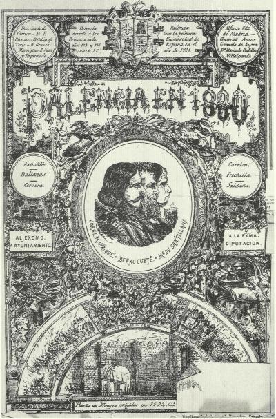 Colección de grabados de Ricardo Becerro de Bengoa. Archivo familiar: Jesús Mateo Romero. Palencia.
