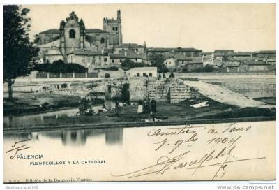 1904 Puentecillas