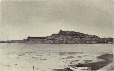 Ciudad de Ibiza. With a camera in Majorca - Margaret D'Este (1907)