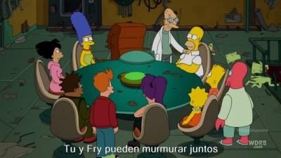Simpsorama subtitulado en español