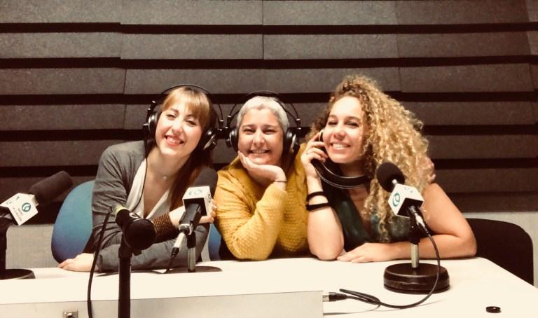 Entrevista sobre la comunicación en Radio La Llagosta