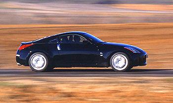 Soñé con el Nissan 350Z