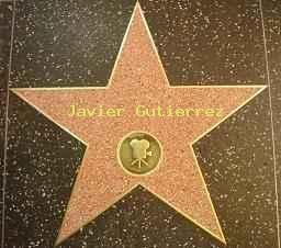 Estrella en Hollywood