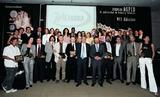 Premios ASPID 2003