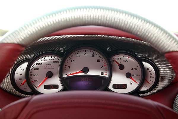 Gemballa 997 GTR 750
