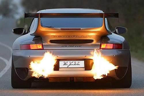 Porsche 911 Gemballa GTR 750 Evo