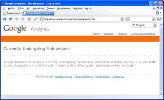Problemas en Google Analytics