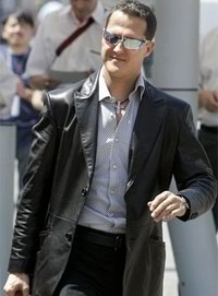 Michael Schumacher se retira