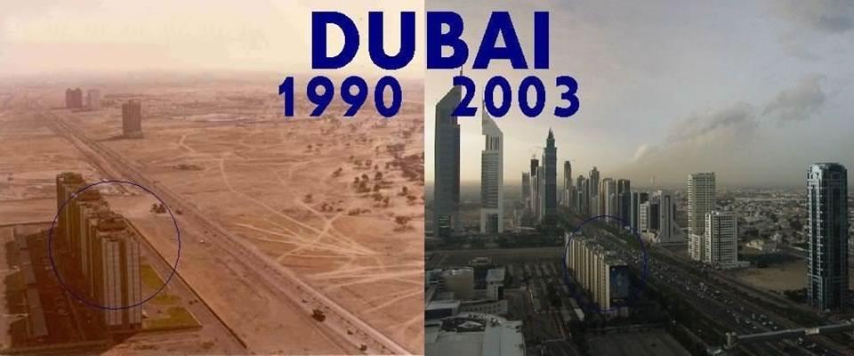 Dubai 1990-2003