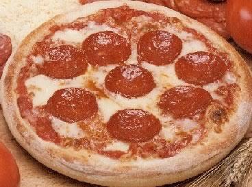 Los precios de las pizzas a domicilio