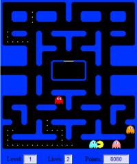 Pac-Man en Javascript
