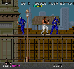 Del arcade al Spectrum