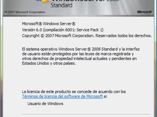 Windows 2008 x86 y x64 gratis