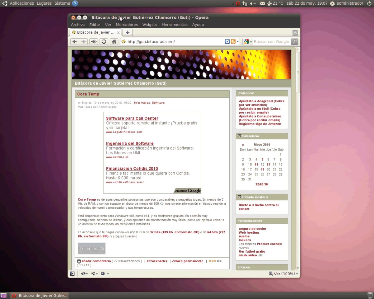 Abandono Kubuntu