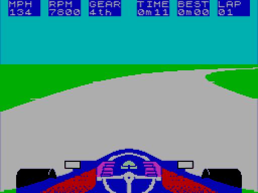 Richard Branson en la F1 de 1984