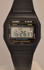 Casio F-87W