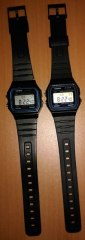 Falsificaciones de relojes Casio