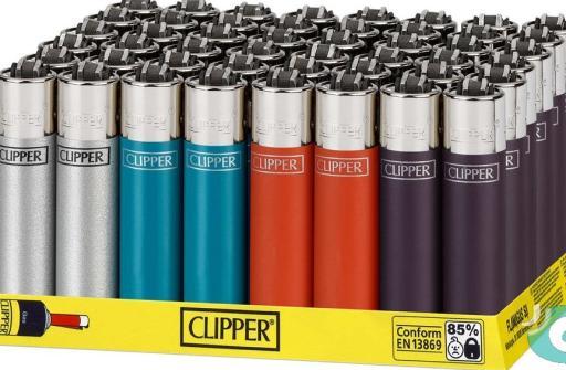 Encendedores Clipper