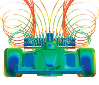 Aerodinámica aplicada a la Fórmula 1