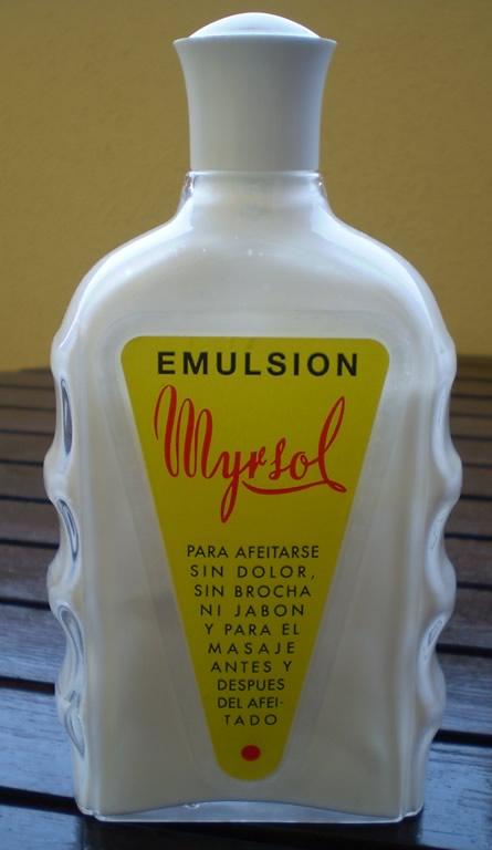 Emulsión Myrsol  7a82a88b9313
