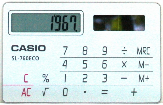 ¿Por qué usar una calculadora?