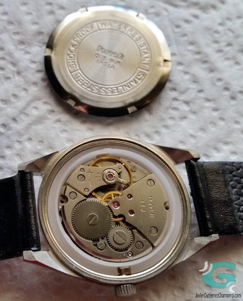 ¿Cómo regular un reloj mecánico con WildSpectra Mobile?