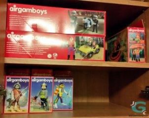 Colección completa de Airgamboys
