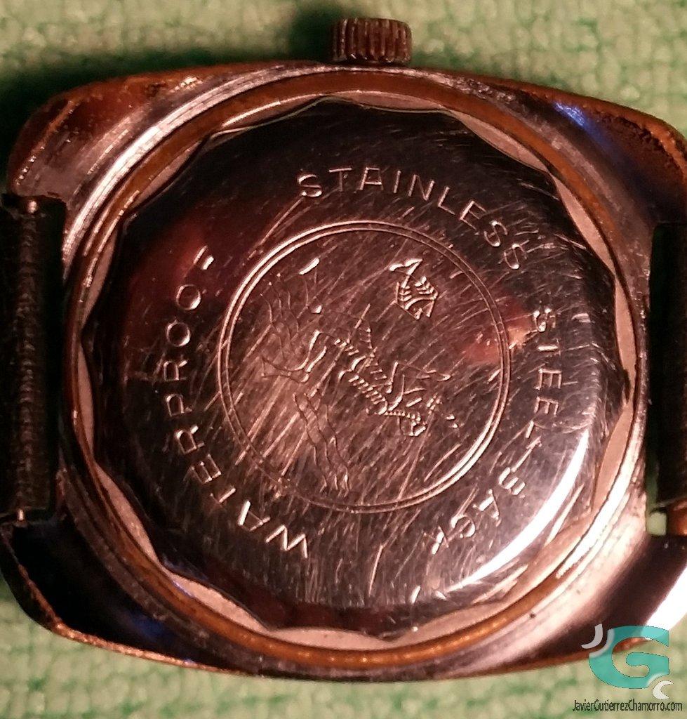 Restauración Incitus Antichoc 17 rubís