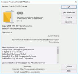 PowerArchiver vs Stuffit Deluxe vs WinZIP