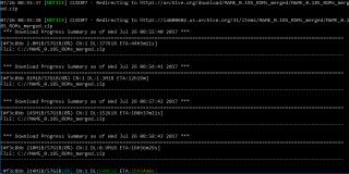 Descargas de archivos con Aria2