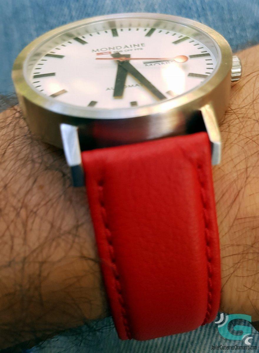 Argumentos para cambiar la correa de tu reloj