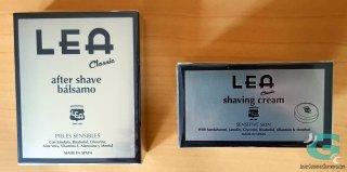 LEA Classic bálsamo y crema