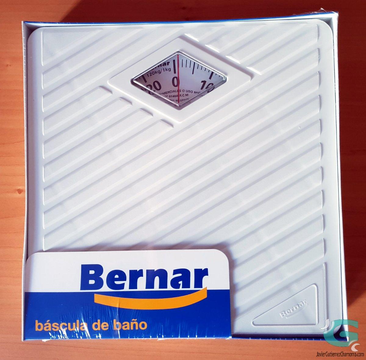 Báscula Bernar Duna