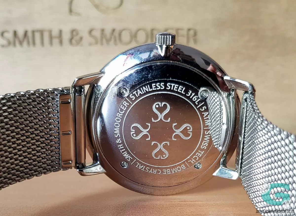 Smith & Smoorcer Fisherman Snowy Metal Steal