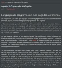 Los programadores y las faltas de ortografía