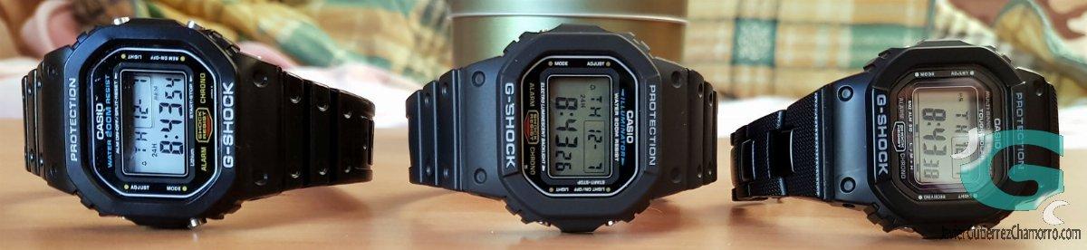 Casio DW-5600E