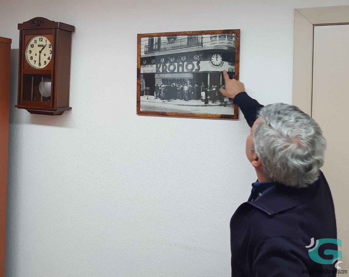 Recopilación de entrevistas a relojeras españolas