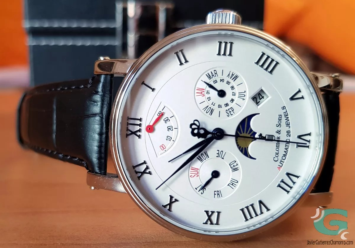 Colomer & Sons Classic Power Reserve