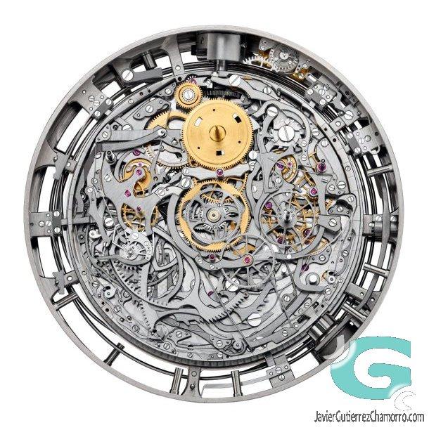 Sobre relojes mecánicos y otros objetos exclusivos